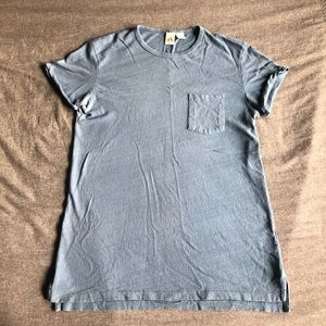 Urban Outfitters Split Tee-Shirt